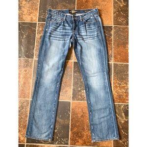 Lucky Brand | Zoe Striaght | Jeans